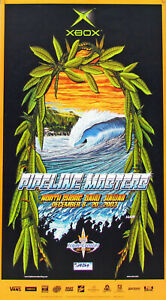 Official 2003 Pipeline Master Hawaii Surfing Contest North Shore New Mint Poster