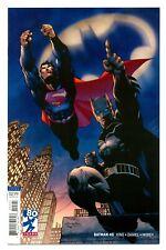 1)BATMAN Vol.3 #45(6/18)JIM LEE VARIANT(SUPERMAN/BOOSTER GOLD/ROBIN)(9.6)CGC IT!