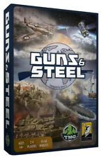 Guns & Steel - Strategy Cicilisation Card Game by TMG