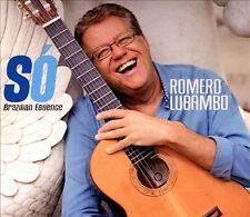 Só: Brazilian Essence [Digipak] * by Romero Lubambo (CD, Feb-2014, Sunnyside...