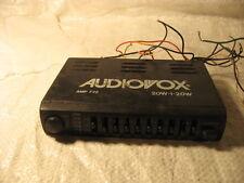 Audiovox 772 Equalizer