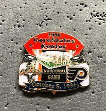 Philadelphia Flyers 1996 Inaugural Game CoreStates Center NHL Hockey Pin