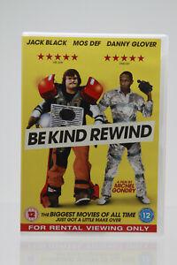 Pathe - Be Kind Rewind (Ex-Rental)