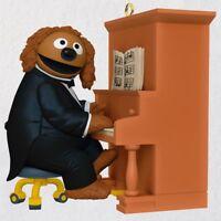 The Muppets Rowlf the Dog 2018 Hallmark Ornament