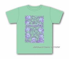 BIOHAZARD 20th RESIDENT EVIL CAPCOM CAFE T-shirts L SIZE