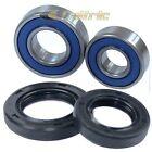 Front Wheel Ball Bearing and Seals Kit Fits YAMAHA RAPTOR 660 YFM660 2001-2005