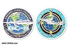 AIRBORNE SCIENCE NASA Armstrong -DC-8 - TEST Aircraft - ORIGINAL COIN-MEDALLION