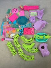 Childrens Polly Pocket Roller Coster World Playset