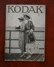 KODAK PATHE 1917 PRODUCT CATALOG/cks/207776
