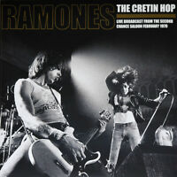RAMONES - THE CRETIN HOP, 2012 UK vinyl 2LP, SEALED! FREE REGISTERED SHIPPING!