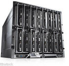 Dell PowerEdge M1000E Chassis + 16 x M710HD Blade servers 172 XEON Cores 256GB