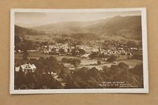 THE VALE OF ROTHAY AMBLESIDE & WANSFELL ABRAHAMS POSTED 1914