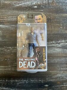 THE WALKING DEAD Lee Everett SkyBound Exclusive Action Figure SEALED McFarlane
