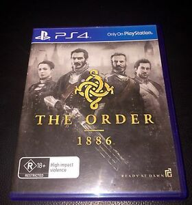 The Order 1886 (PS4 PlayStation 4 Aus Game)
