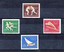 Alemania DDR Deportes Olimpiada Roma año 1960 (BW-488)
