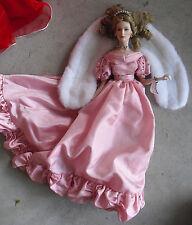 "Franklin Mint Porcelain Cloth Princess Grace Ball of the Century Doll 18"" Tall"
