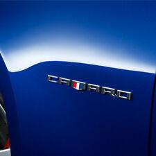 2016 2017 Chevy Camaro Genuine Heritage Emblems GM Accessory 23273557