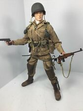 1/6 DRAGON US 82ND AIRBORNE PARATROOPER 1ST SGT D-DAY NORMANDY WW2 DID BBI 21st