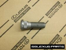 Lexus LX450 (1996-1997) OEM Genuine WHEEL LUG STUD 90942-02049 (x1)