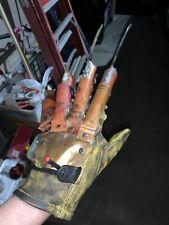 Freddy krueger gloves (Custom Made.) (READ DESC.)