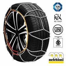 Catene da neve per auto veicoli 12 mm Melchioni KN40 per gomme 5.20-14