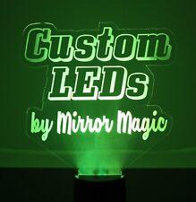 Custom Made LED Light - Custom Logo - Business Logo - 16 Color LED Night Light