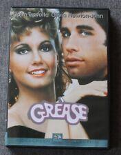 Grease - John Travolta - Olivia Newton John, DVD