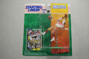 Jerry Rice 1994 NFL Starting Lineup Action Figure BZ017