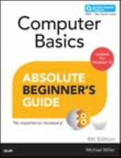 Computer Basics Absolute Beginner's Guide, Windows 10 Edition (Includes Content