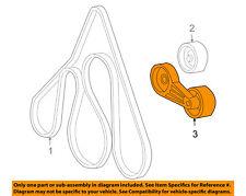 FORD OEM-Serpentine Fan Belt Tensioner 1L3Z6B209AA