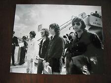 The Doors Jim Morrison B&W 11x14 Promo Photo