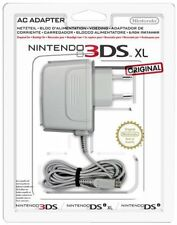 ORIGINAL NINTENDO 3ds 2ds DSi XL Adaptador de Red Cable Carga AC power NUEVO