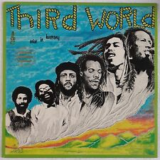 THIRD WORLD: Arise in Harmony PROMO Island USA Vinyl LP Reggae NM-
