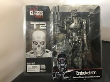 NECA Cult Classics Series 3 Terminator 2 Endoskeleton Action Figure (Sealed) T2