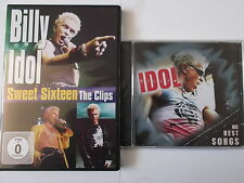 Billy Idol - Best Songs - Eyes without a face, Money, money, Dancing with myself