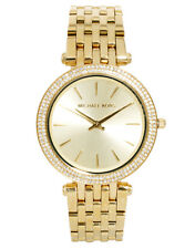 Michael Kors MK3191 Ladies Darci Gold Tone Stainless Steel Designer Watch
