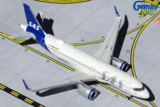 GEMINI JETS (GJSAS1916) SAS AIRLINES A320NEO 1:400 SCALE DIECAST METAL MODEL