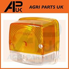 Case International 585 685 743 785 844 956 XL Tractor Front Side Light Lamp Lens