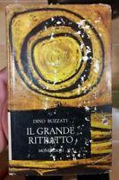 DINO BUZZATI - IL GRANDE RITRATTO - ED: MONDADORI - ANNO:1961 (PS)