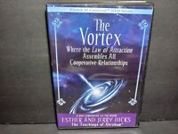The Vortex Esther And Jerry Hicks Teachings Of Abraham DVD B333