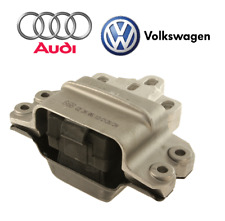 For Audi A3 Q TT VW Passat R32 Automatic Transmission Mount Driver Left Genuine
