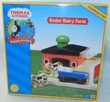 Thomas & Friends Wooden Railway - Sodor Dairy Farm  99356    New in Box