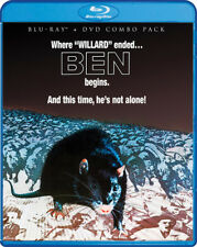 Ben [New Blu-ray] With DVD, Full Frame, 2 Pack