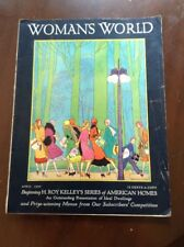 Womens World Magazine April 1930