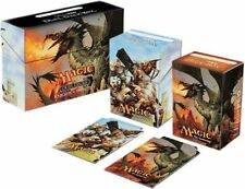 Knights vs Dragons Knight of the Reliquary Bogardan Hellkite Duel Decks Deck Box