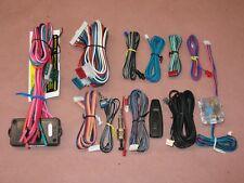 Avital 5103 5103L 4400 Valet 563T DEI 5x03 Complete Cables No Siren