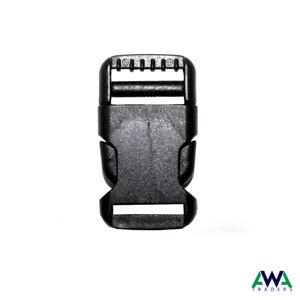 Quick Release Buckle Slider Fastener Webbing Strap Adjustable 2/5/10 Pcs 20mm