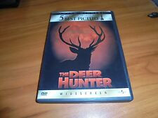 The Deer Hunter (DVD, 1998, Widescreen) Robert De Niro,Christopher Walken Used
