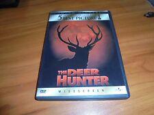 The Deer Hunter (DVD, 1998, Widescreen) Robert De Niro,Christopher Walken Used