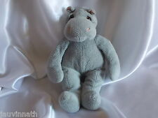 Doudou hippopotame gris, L.Dake en zn